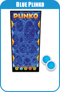 View Blue Plinko Product Page