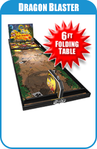 View Dragon Blaster Coin Roll 6 foot Product Page